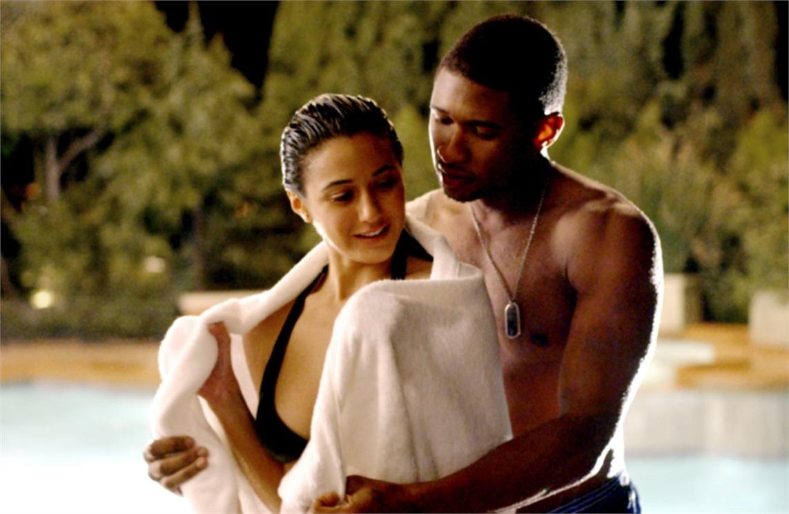 Usher Naked