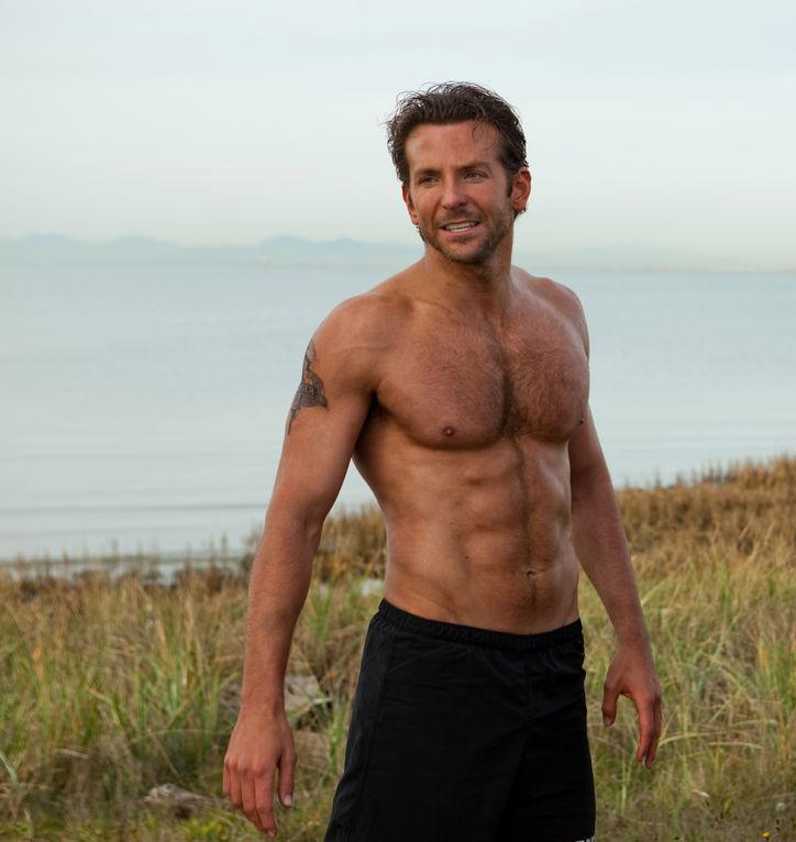 Bradley Cooper Naked